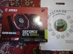 MSI PCI-Ex GeForce GTX 1050 Ti GAMING X 4GB GDDR5 (128bit) (1354/7008) (DVI, HDMI, DisplayPort) (GTX 1050 TI GAMING X 4G) фото від покупців 9