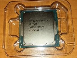 Процесор Intel Core i3-7100 3.9GHz/8GT/s/3MB (BX80677I37100) s1151 BOX фото від покупців 10