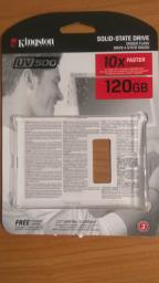 "Kingston SSD UV500 120GB 2.5"" SATAIII 3D NAND TLC (SUV500/120G) фото от покупателей 1"