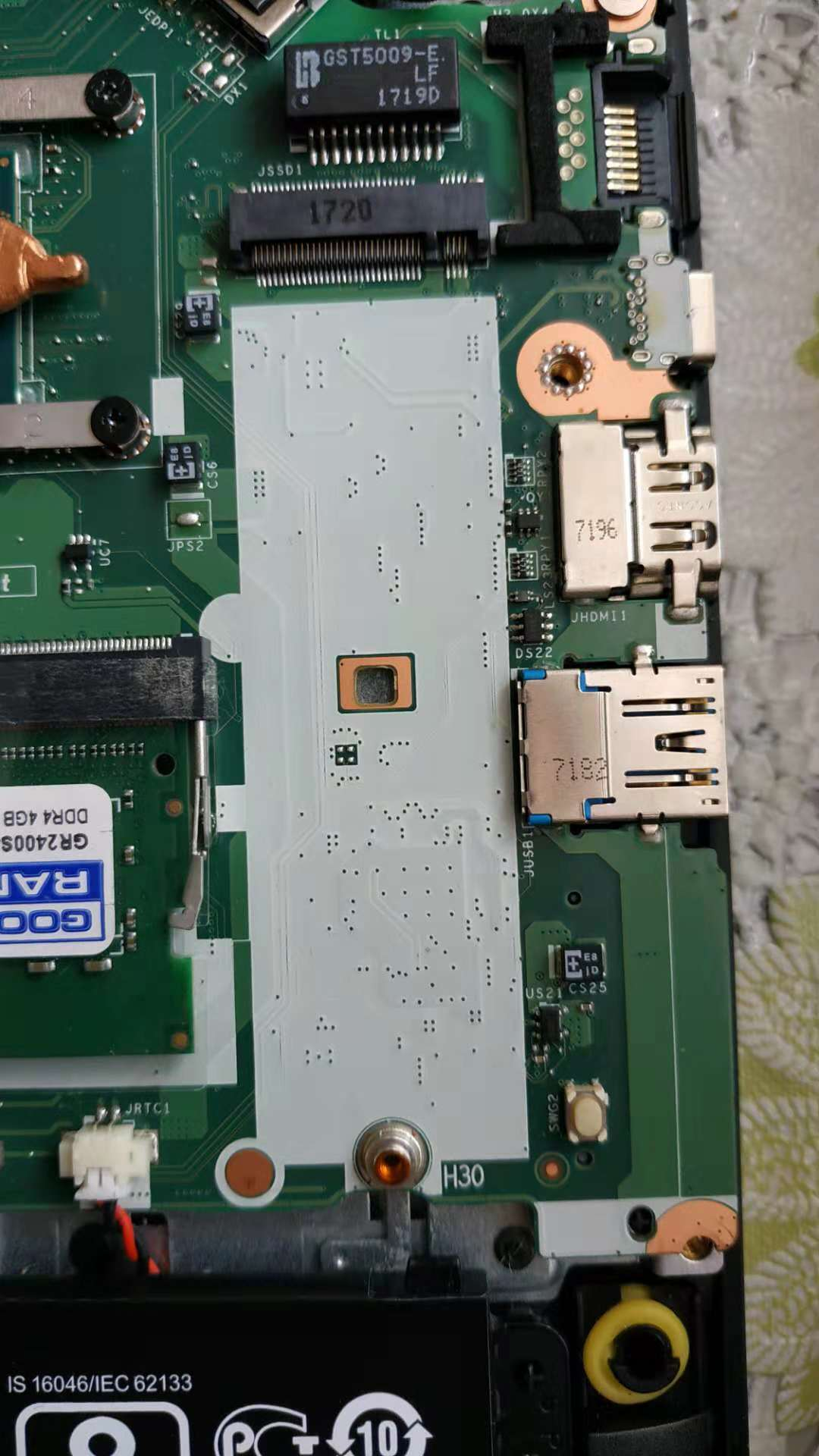DRIVERS ACER H30