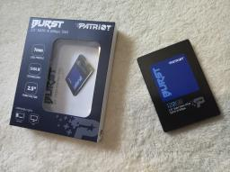 "Patriot Burst 120GB 2.5"" SATAIII TLC 3D (PBU120GS25SSDR) фото от покупателей 36"