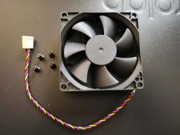 Кулер Cooling Baby 8025 PWM