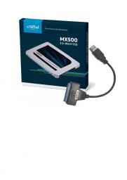 "Crucial MX500 250GB 2.5"" SATAIII 3D TLC (CT250MX500SSD1) фото от покупателей 3"