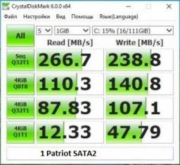"Patriot Burst 120GB 2.5"" SATAIII TLC 3D (PBU120GS25SSDR) фото от покупателей 56"