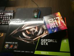 Gigabyte PCI-Ex GeForce GTX 1660 Ti Gaming OC 6GB GDDR6 (192bit) (1860/12000) (1 x HDMI, 3 x Display Port) (GV-N166TGAMING OC-6GD) фото от покупателей 14