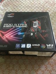 Материнская плата Asus ROG Strix B360-G Gaming (s1151, Intel B360, PCI-Ex16) фото от покупателей 40