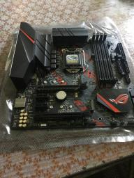 Материнская плата Asus ROG Strix B360-G Gaming (s1151, Intel B360, PCI-Ex16) фото от покупателей 41