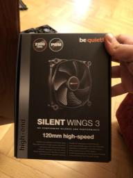 Кулер be quiet! Silent Wings 3 120mm PWM High-speed (BL070)