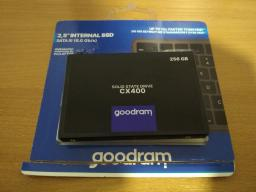 "Goodram CX400 256GB 2.5"" SATAIII 3D TLC (SSDPR-CX400-256) фото від покупців 43"