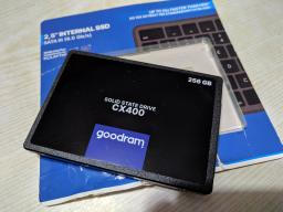 "Goodram CX400 256GB 2.5"" SATAIII 3D TLC (SSDPR-CX400-256) фото від покупців 45"