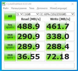 "Goodram CX400 256GB 2.5"" SATAIII 3D TLC (SSDPR-CX400-256) фото від покупців 51"