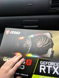 MSI PCI-Ex GeForce RTX 2070 Super Gaming X Trio 8GB GDDR6 (256bit) (1800/14000) (HDMI, 3 x DisplayPort) (RTX 2070 Super Gaming X Trio) фото від покупців 16