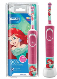 Електрична зубна щітка ORAL-B BRAUN Stage Power/D100 StarWars (4210201245117) фото від покупців 4