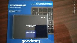 "Goodram CX400 256GB 2.5"" SATAIII 3D TLC (SSDPR-CX400-256) фото від покупців 59"