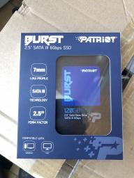 "Patriot Burst 120GB 2.5"" SATAIII TLC 3D (PBU120GS25SSDR) фото от покупателей 94"