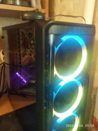 Корпус Aerocool SI-5200 RGB ARGB Tempered Glass Black фото від покупців 5