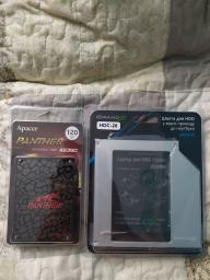 "Apacer AS350 Panther 120GB 2.5"" SATAIII TLC (AP120GAS350-1) фото от покупателей 37"