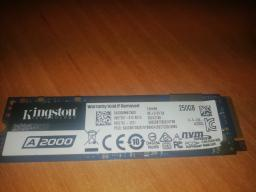 Kingston A2000 250GB NVMe M.2 2280 PCIe 3.0 x4 3D NAND TLC (SA2000M8/250G) фото від покупців 41