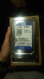 "Жесткий диск Western Digital Blue 1ТБ 7200об/м 64МБ 3.5"" SATA III (WD10EZEX) Refurbished фото від покупців 1"