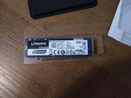 Kingston A2000 250GB NVMe M.2 2280 PCIe 3.0 x4 3D NAND TLC (SA2000M8/250G) фото від покупців 57