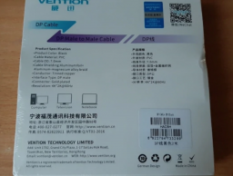 Кабель Vention DisplayPort v1.2 2 м Black (HACBH) фото від покупців 2