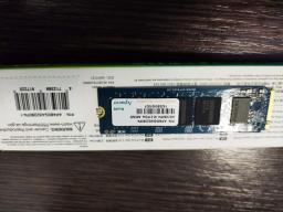 Apacer AS2280P4 480GB NVMe M.2 2280 PCIe 3.0 x4 3D NAND TLC (AP480GAS2280P4-1) фото от покупателей 22